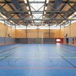 Sporthalle Prenzlau