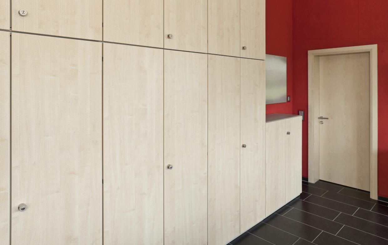 Akustik-Schrankfronten von BER - BER Deckensysteme GmbH | {Schrankfronten 5}